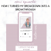 podcast episode how I turned my breakdown into a breakthrough